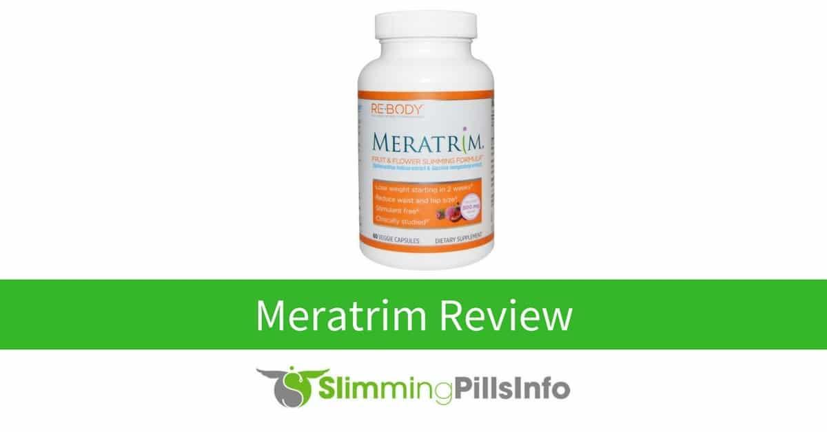 Re-body Meratrim Ingredients