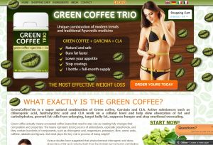 click to buy now green coffee trio