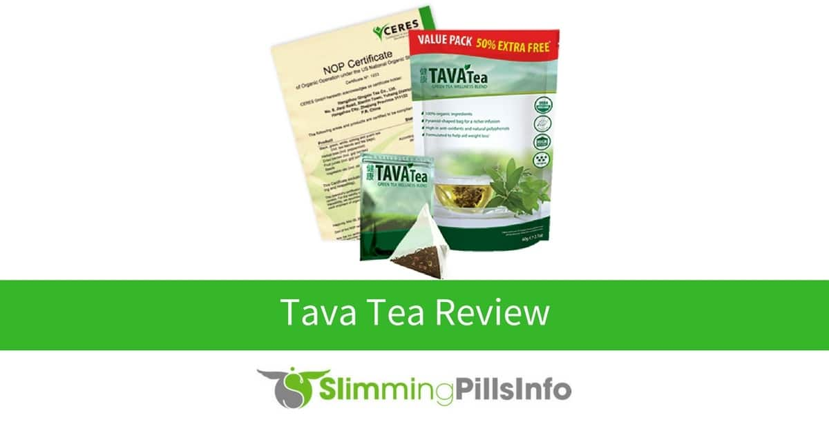 Tava Tea Review - SlimmingPillsInfo.co.uk