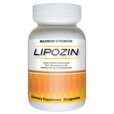 bottle of lipozin
