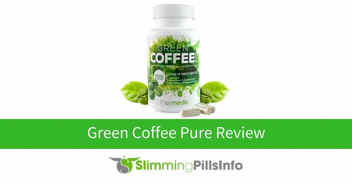 green coffee pure UK