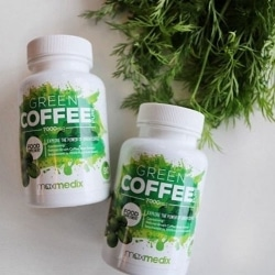 green coffee extract pills