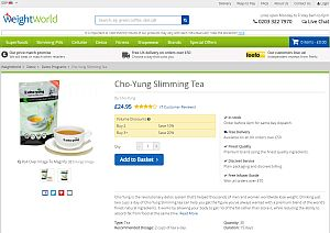 buy cho-yung tea uk