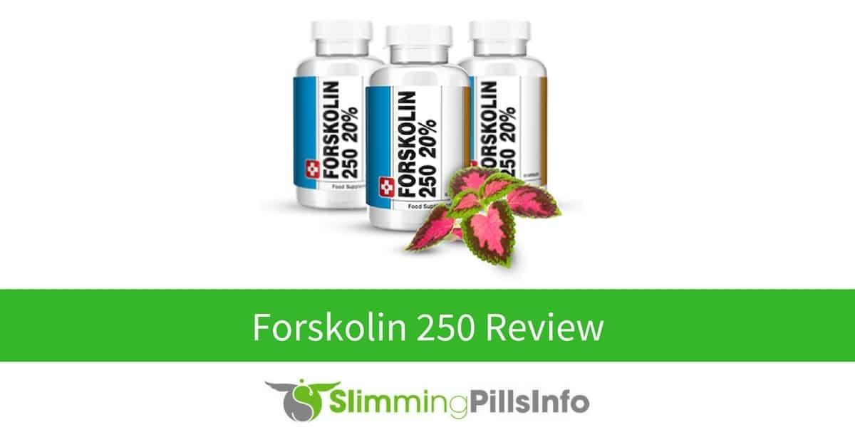forskolin 250 reviews