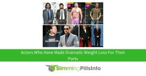 actors who lost weight