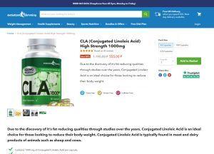 buy conjugated linoleic acid uk