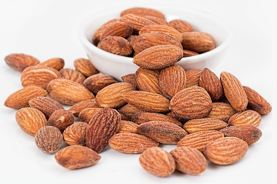 almond as a snack